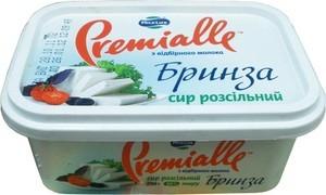 Сир MilkLife Бринза Premialle розсільний 35%