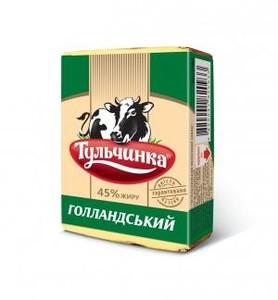 Сирний продукт плавлений Тульчинка
