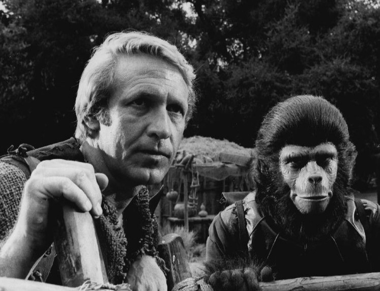 Majmok bolygója (Planet of the Apes, 1974)