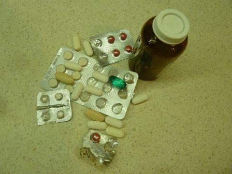 gyógyszerhulladék