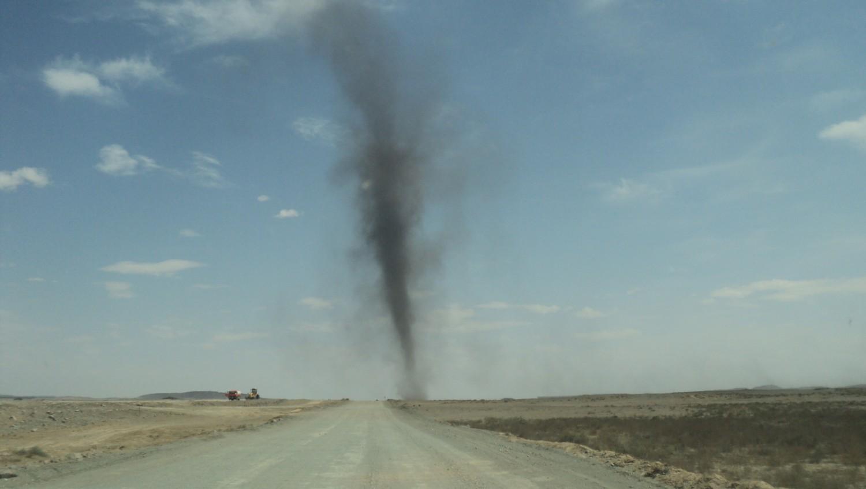 Porördög Tsagaan Khad-ban (Mongólia) 2011. május 4.