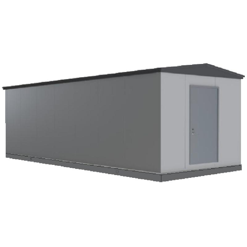 HMICP på betongplatta