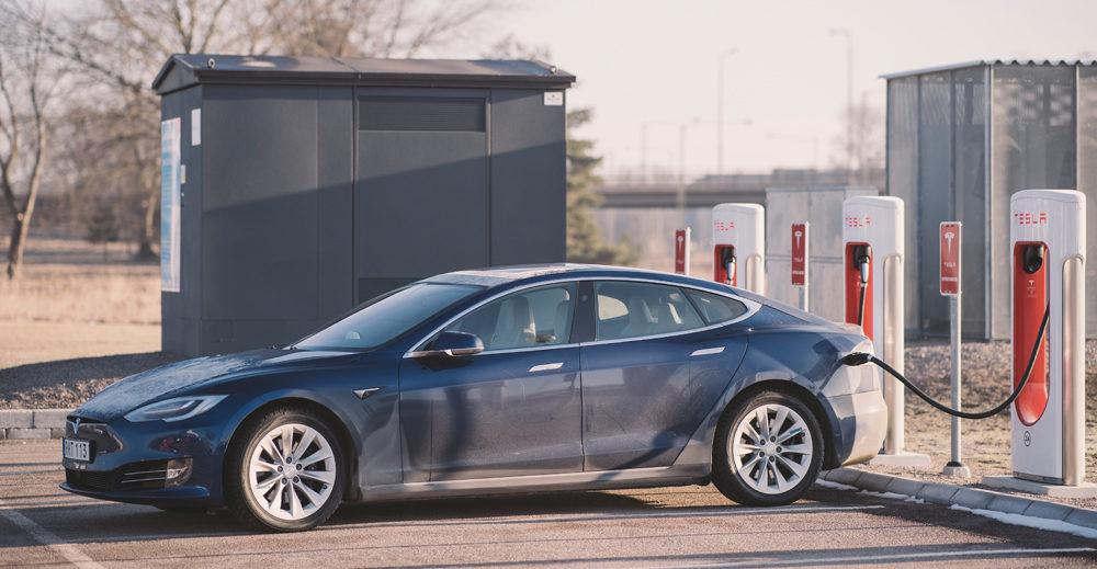 Med Tesla för nya innovationer