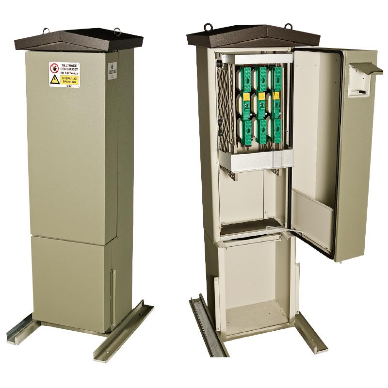 Kopplingsskåp 12 kV