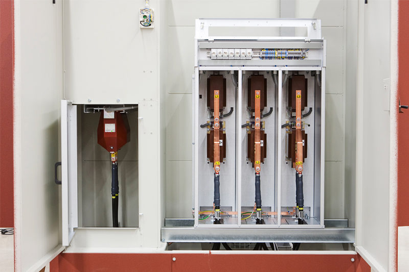 Utomhusbetjänade kopplingsstationer för RMU ställverk 12–36 kV