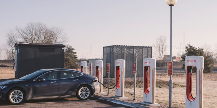 Med Tesla för nya innovationer