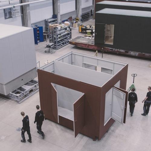 Kantpressoperatör till produktionen i Tingsryd