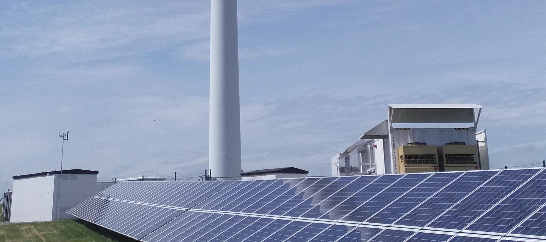 Förnybart lokalt energisamhälle