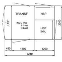 TSK 1000-1, 24 kV • Ritn.nr. 10273