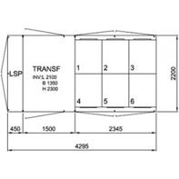 TSK 1000-6, 12 kV • Ritn.nr. 10328