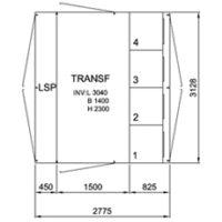 TSKR 1000-4, 12 kV • Ritn.nr. 10329