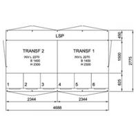 10331 TSKR 2/1000-6, 12 kV • Ritn.nr. 10331