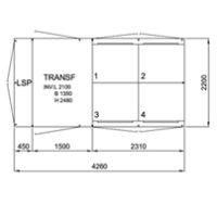 TSK 1000-4, 24 kV • Ritn.nr. 10332