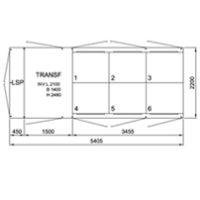TSK 1000-6, 24 kV • Ritn.nr. 10333