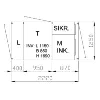 TBF 200 • Tegn. nr. 10806