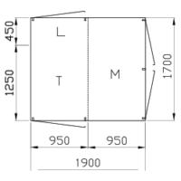 TBF 200 • Tegn. nr. 10807
