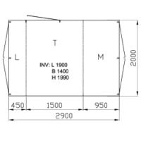 TBF 1000 • Tegn. nr. 10810