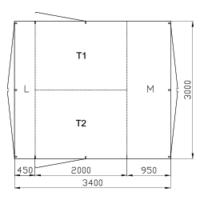 TBF 2/1000 • Tegn. nr. 10811