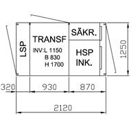 TSS 200, 12 kV • Ritn.nr. 9771