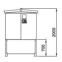 KS-4, 12 kV / KS-3, 24 kV • Ritn.nr. 9797