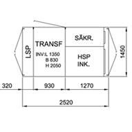 TSS 200, 24 kV • Ritn.nr. 9921