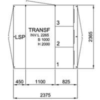 TSK 315-3, 12 kV • Ritn.nr. 9924
