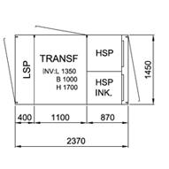 TSK 315-1, 12 kV • Ritnr.nr. 9925