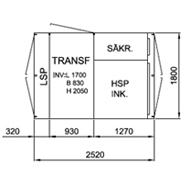 TSS 200-3K, 24 kV • Ritn.nr. 9948