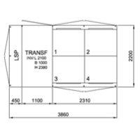 TSK 315-4, 24 kV • Ritn.nr. 9977
