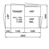 TSK 315-1, 24 kV • Ritn.nr. 9988