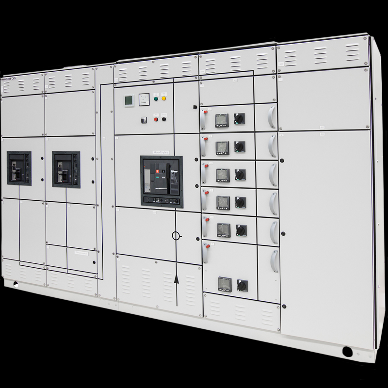 Modern switchgear with a modular design