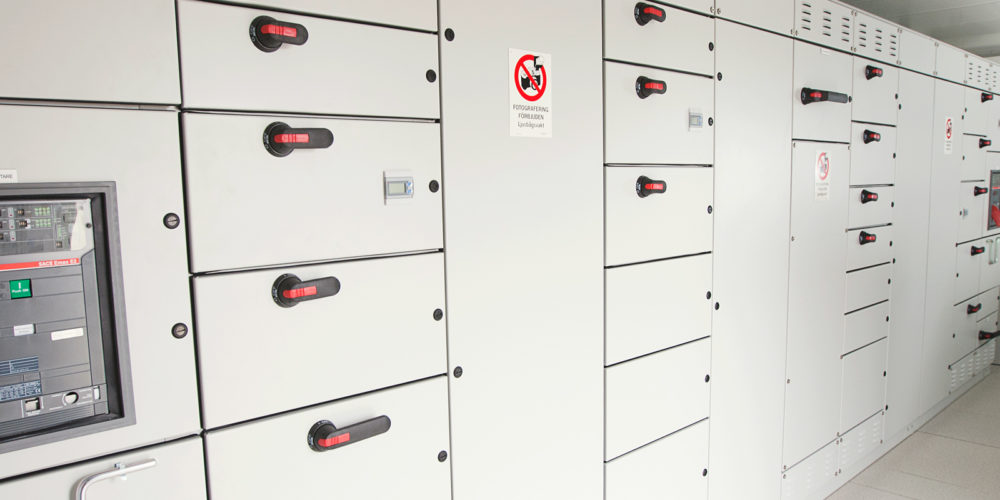 Low voltage switchboard CMS