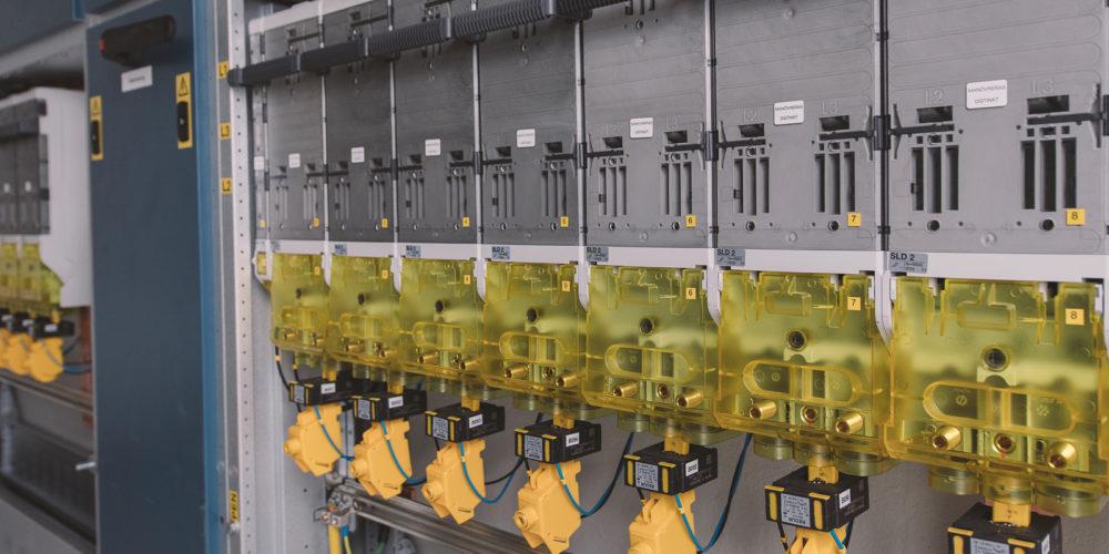 Low voltage switchboard HMS