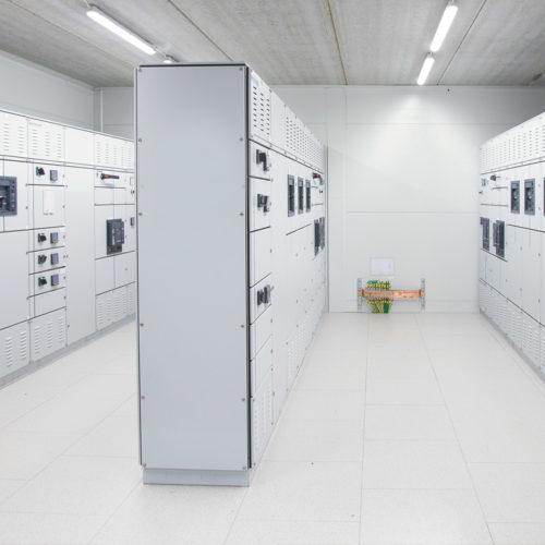 Power supply to Moskogen