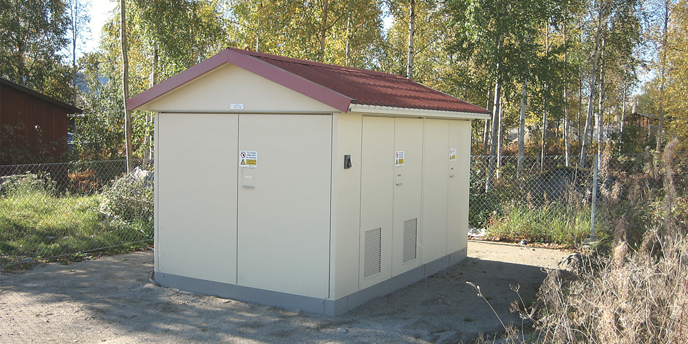 Secondary substation 315-1250 kVA