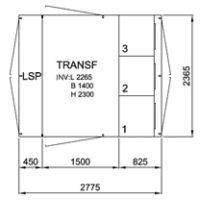 TSK 1000-3, 12 kV • 10200