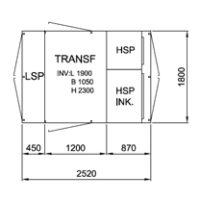 TSK 500-1, 12 kV • 10307