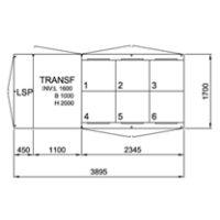 TSK 315-6, 12 kV • 9938