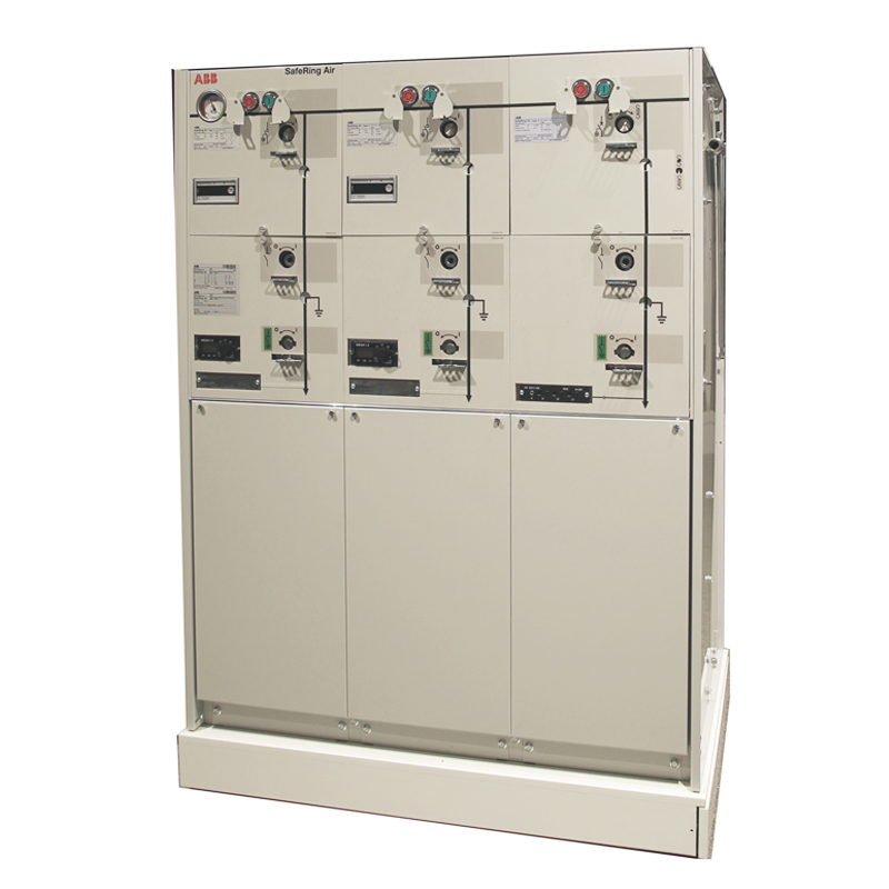Medium-voltage switchboards