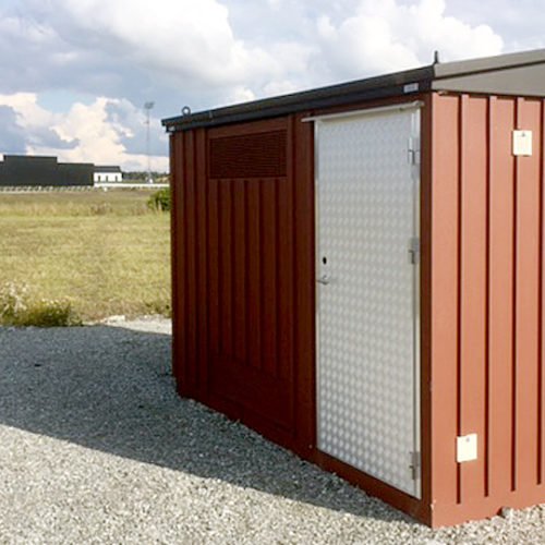 Reliable power supply for Sweden's biggest racecourse