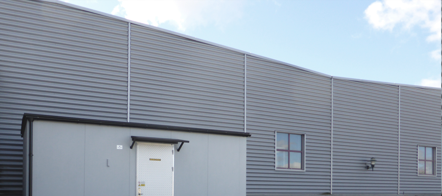 A creative solution for Electrical facility extension