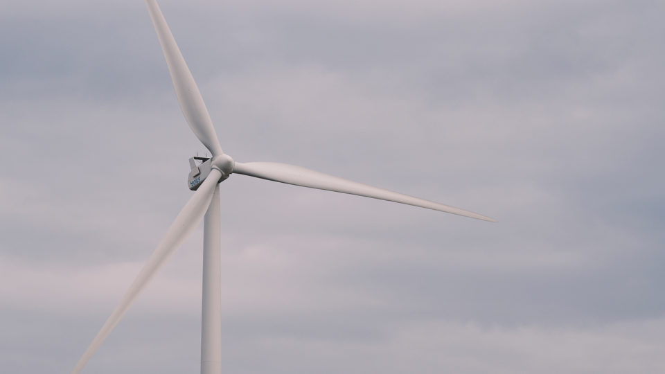 Unique all-in-one solution ideal for Hjuleberg wind farm