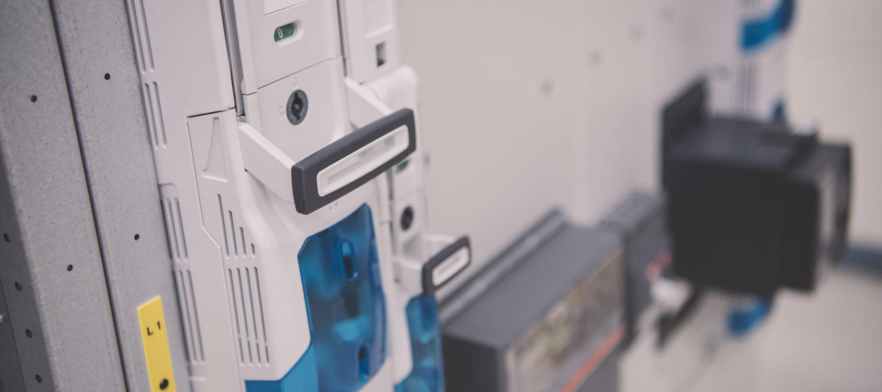 New service switchgear