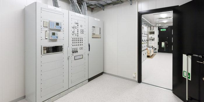 Prefabricated ditribution stations for Kraftringen
