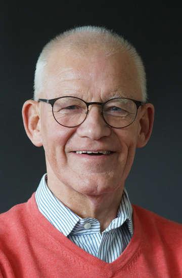 Bert Huisman penningmeester