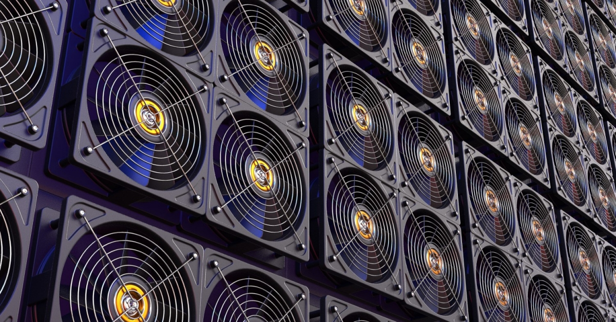 How does mining work