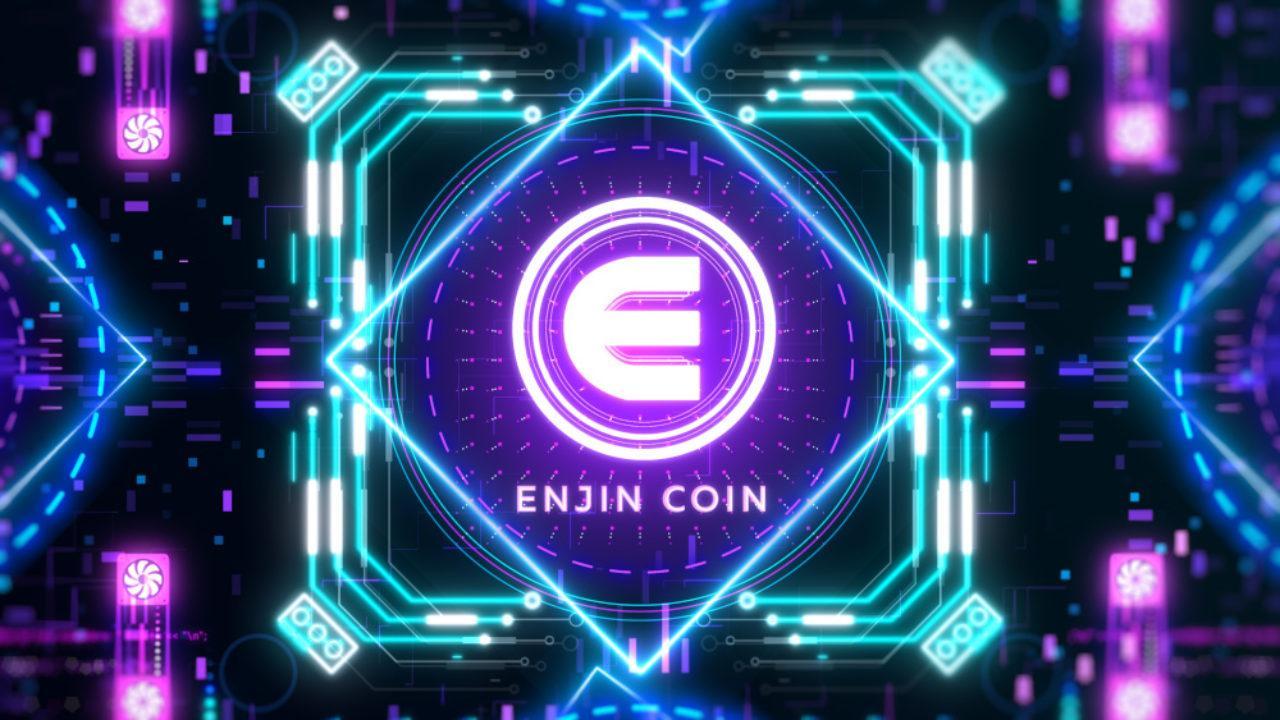 Как хранить и выводить Enjin