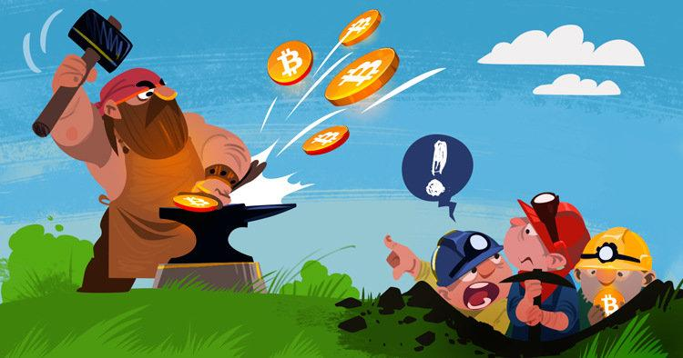 Форжинг криптовалюты
