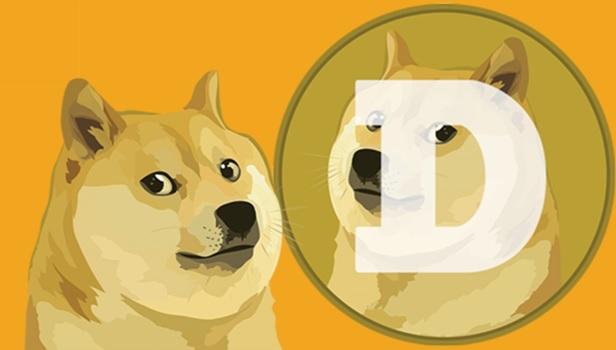 Средневзвешенный курс Dogecoin (DOGE)