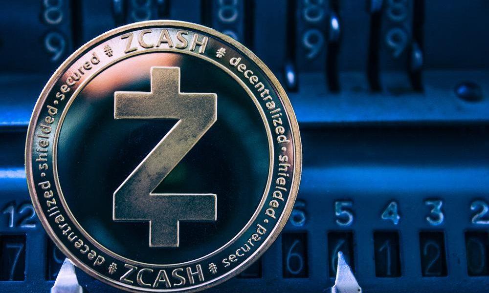 Курс Zcash онлайн на сегодня